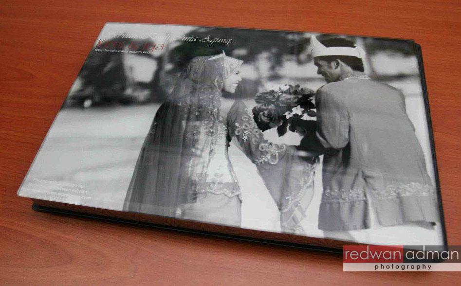 Custom Album Redwan Admans Photography